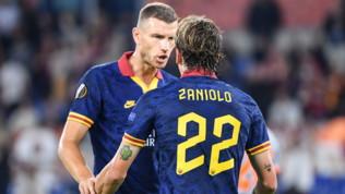 Europa League: Roma-Basaksehir4-0, Fonseca comincia con un poker