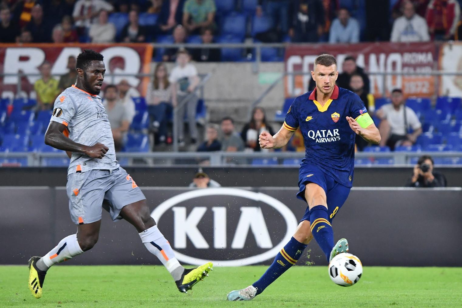 Nella prima giornata del gruppo J di Europa League, la Roma batte 4-0 l'Istanbul Basaksehir e comincia nel migliore dei modi l'avventura europ...