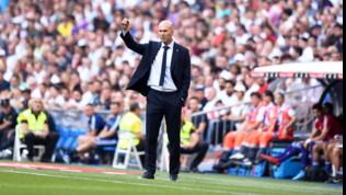 Real Madrid, la panchina di Zidanetraballa: ma Mourinho si chiama fuori