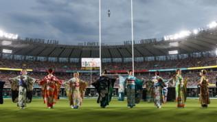 Al via la Coppa del Mondo di rugby
