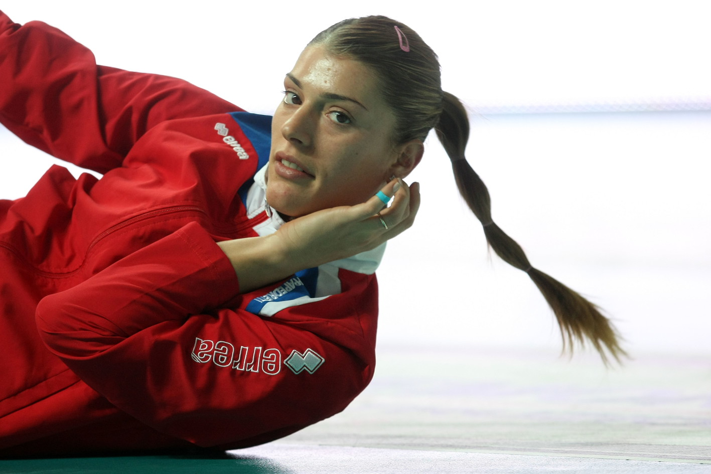 """L'ex campionessa del mondo Francesca Piccinini, in esclusiva a Verissimo, annuncia il suo ritiro dalla pallavolo: """"Ho vissuto un sogno per ta..."""