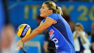 """Francesca Piccinini: """"Mi ritiro dalla pallavolo"""""""