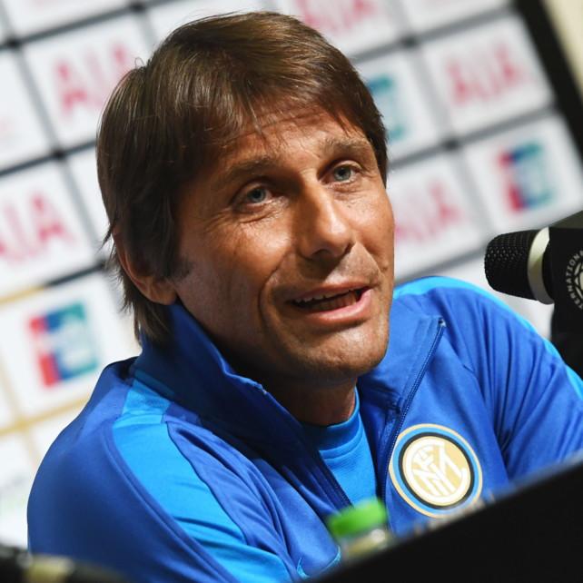 """Conte:""""Derby speciale. Inter sempre chiacchierata: bisogna migliorare fuori dal campo"""""""