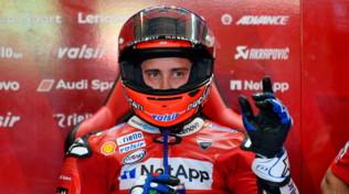 """MotoGP Aragon, Dovizioso: """"Marquez sembra fare un altro sport..."""""""