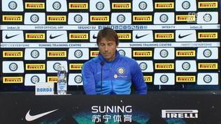 "Conte: ""Lukaku-Brozovic? Troppe chiacchiere"""