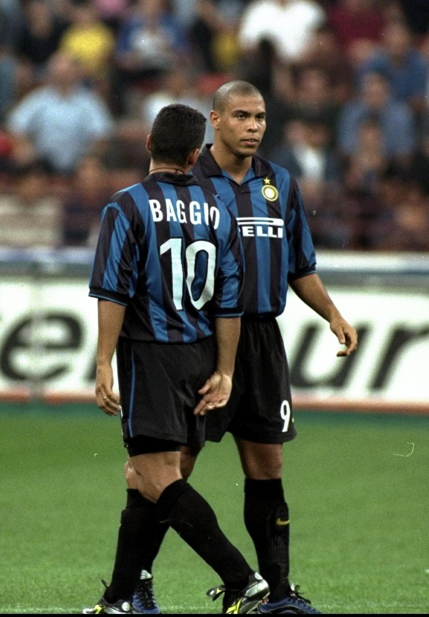 Dal 1998 al 2000 ha indossato la maglia nerazzurra, segnando un gol alla sua ex squadra