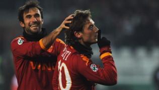 Roma, Totti torna in campo nel campionato di calcio a 8