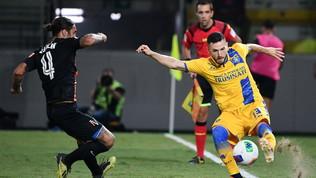 Serie B: Frosinone e Venezia non si fanno male, finisce 1-1 allo Stirpe