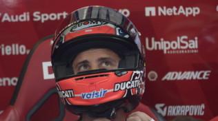 """MotoGP Aragon, Dovizioso: """"Per nulla soddisfatto, servirà una super partenza"""""""