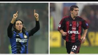 Derby di Milano: i marcatori più inaspettati