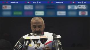 """Lecce, Liverani: """"Come contro Inter e Torino"""""""
