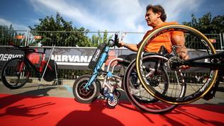 Ironman Cervia 2019, nuovo record per Zanardi