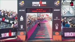 Ironman Cervia 2019, record Zanardi