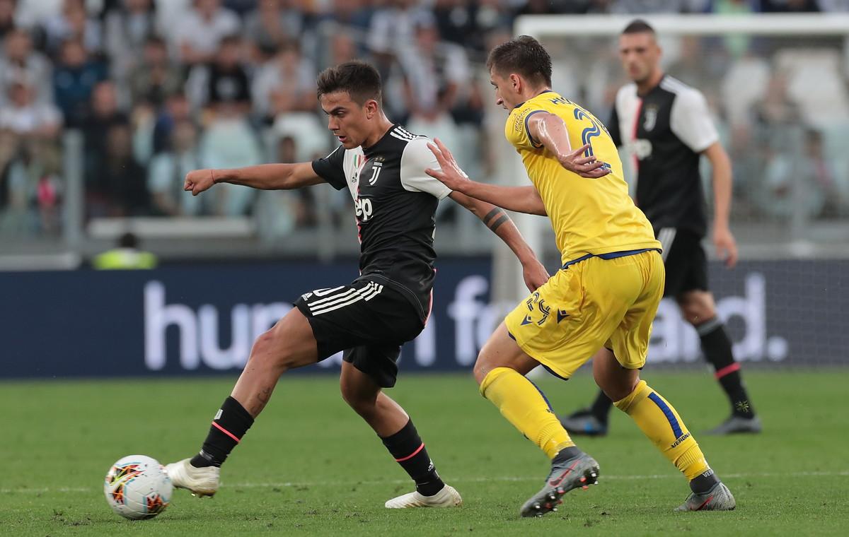 Torna al successo la Juve di Sarri, che nella quarta giornata di campionato supera il Verona in rimonta e sale a quota 10 punti. Allo Stadium finisce ...