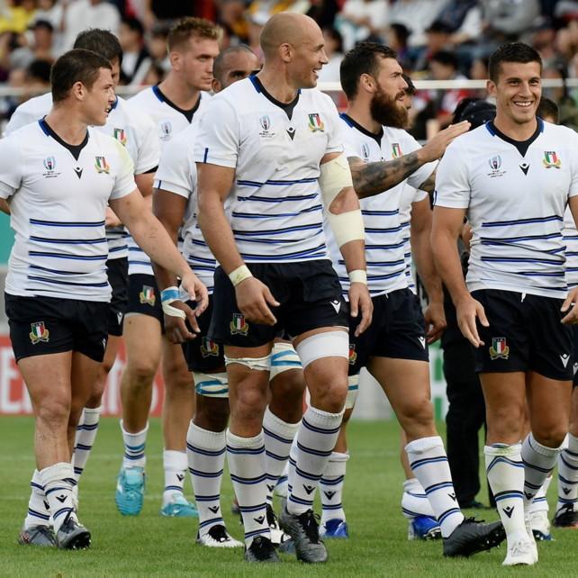Mondiale rugby, Italia-Namibia 47-22