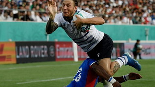 Mondiale rugby, Italia-Namibia 47-22: le foto del match