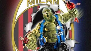 Milan-Inter, sfottò social: Lukaku schiaccia Piatek. E nasce la approssoneraiPerso...