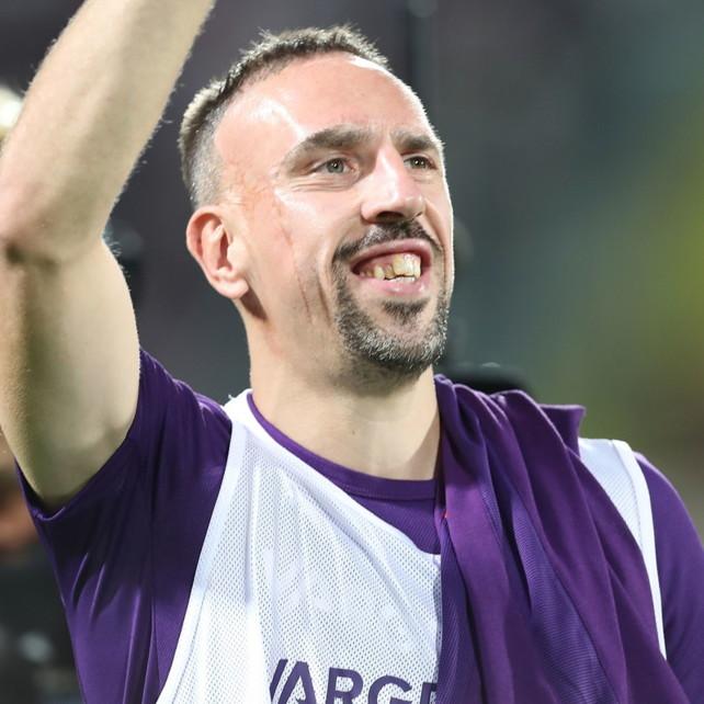 "Fiorentina, Ribery: ""La cicatrice mi ha dato forza, mai pianto ma ho sofferto"""