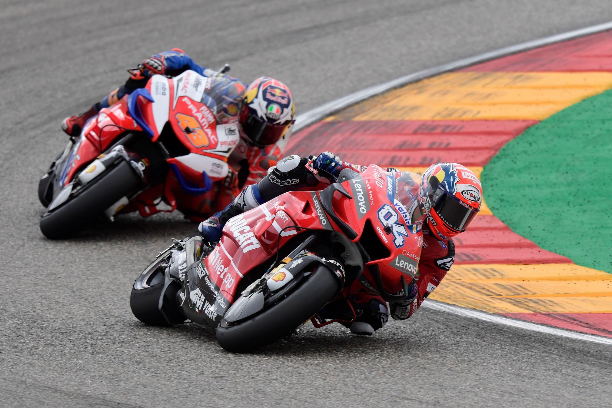 Ad Aragon lo spagnolo fa gara a sé: è già countdown per il titolo mondiale
