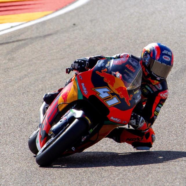 Moto2 Aragon: vince Binder, Marquez Jr allunga