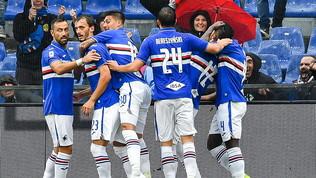 Serie A, Gabbiadini rianima la Sampdoria: 1-0 col Torino