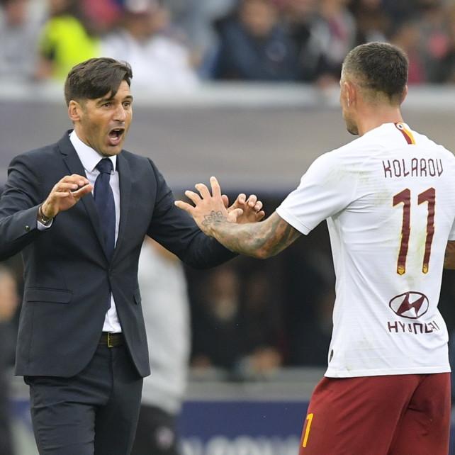 """Roma, Fonseca: """"Vittoria meritata, abbiamo dominato"""""""