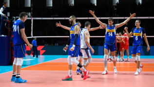 Volley, Europei maschili: l'Italia vola ai quarti