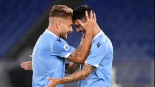 Serie A: Lazio-Parma 2-0, Inzaghi torna a sorridere con Immobile e Marusic