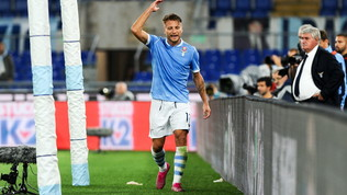 """Lazio, Immobile si scusa con Inzaghi: """"Colpa di tensione e pressione"""""""