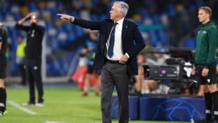 """Cori razzisti, Ancelotti: """"Giusto sospendere Atalanta-Fiorentina"""""""