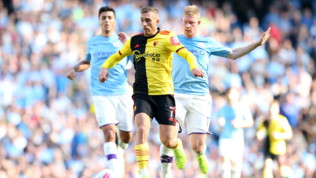 Manchester City-Watford, l'heatmap di Deulofeuèincredibile
