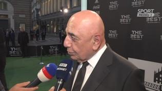 """Galliani: """"Resto un grande tifoso del Milan"""""""