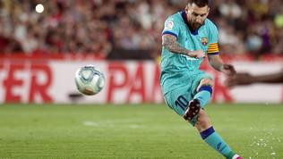 La Liga è live: Barcellona per il riscatto col Villarreal