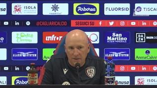 """Cagliari,""""Maran: """"Dobbiamo migliorarci e fare come lo scorso anno"""""""