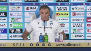 """Spal,""""Semplici: """"Il Lecce? Attacco pericoloso"""""""