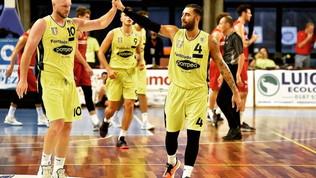 Basket, Serie A: Fortitudo, ritorno in grande stile. Pesaro battuta 80-72