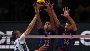 Volley, Europei maschili: Italia fuori ai quarti, la Francia domina e vince 3-0
