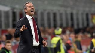 """Milan, Giampaolo: """"Delusione del derby alle spalle, Piatek non è un caso"""""""