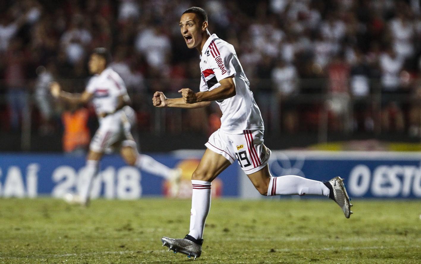ANTONY(San Paolo, 24 febbraio): attaccante esterno destro di piede mancino come va di moda adesso, basso di statura ma difficilmente marcabile.