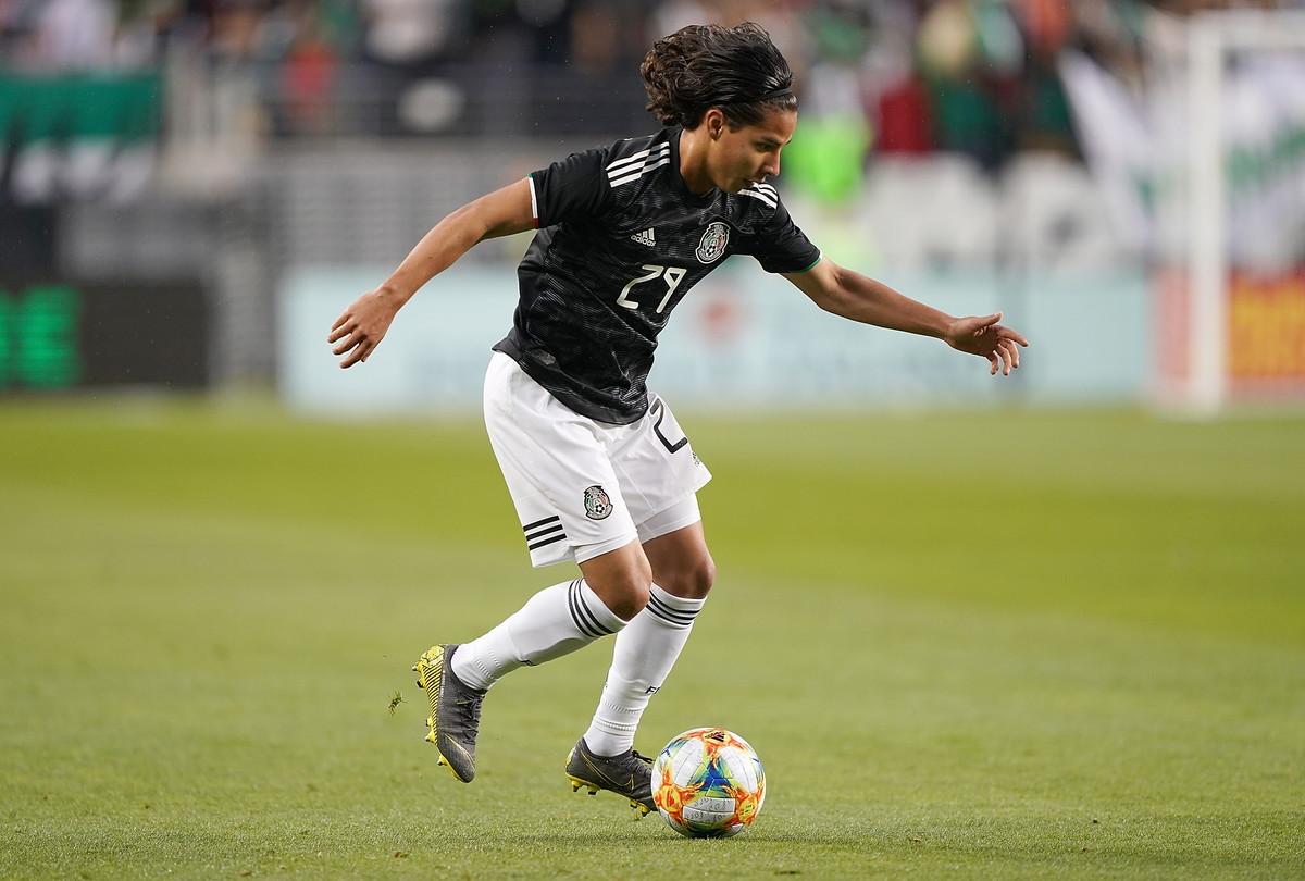 Diego LAINEZ (Betis Siviglia, 9 giugno): attaccante esterno messicano che sogna di seguire le orme del suo connazionale Lozano.