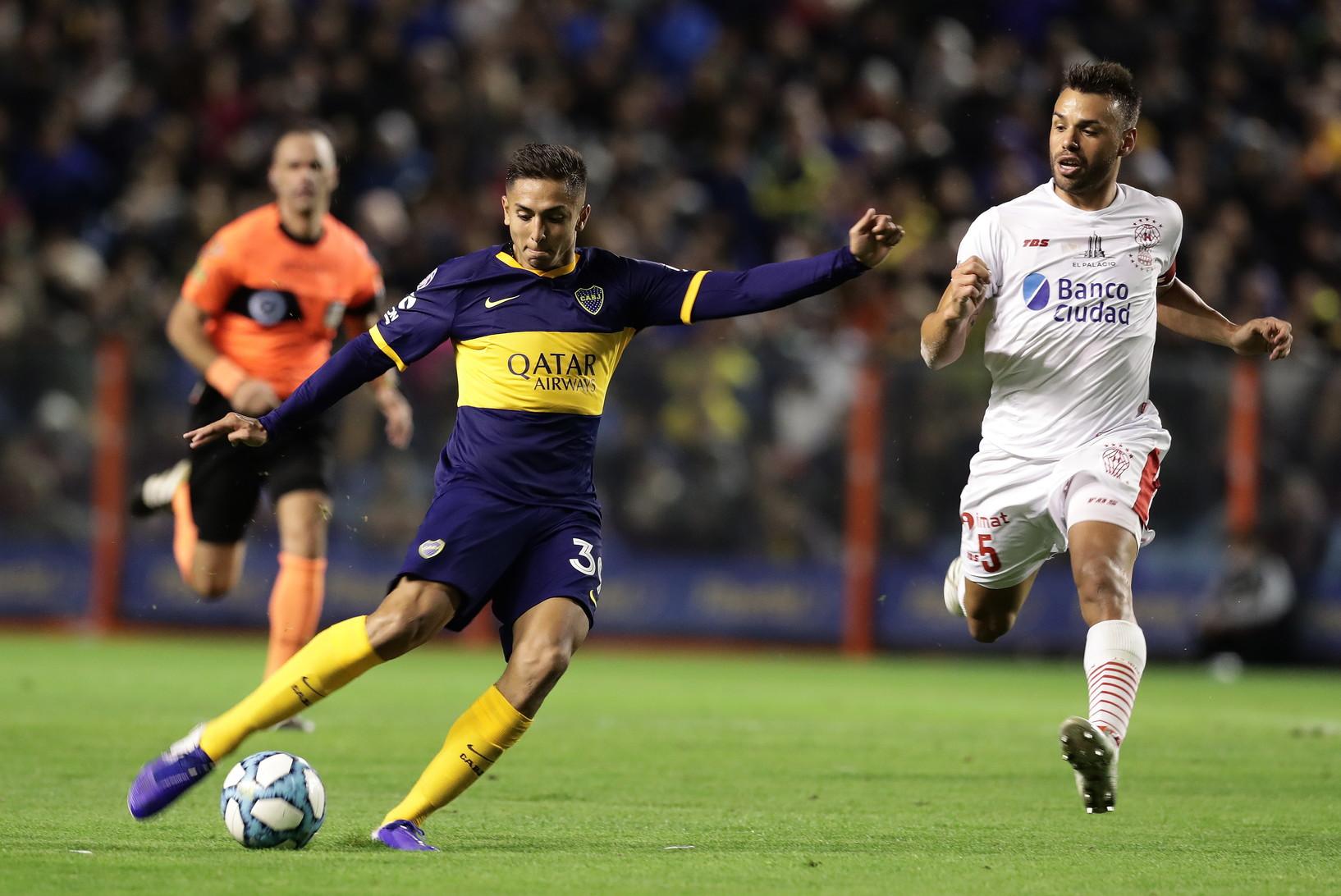 Agustin ALMENDRA(Boca Juniors, 11 febbraio): centrocampista centrale argentino (nazionale Under 20), già seguito da Napoli e Roma.