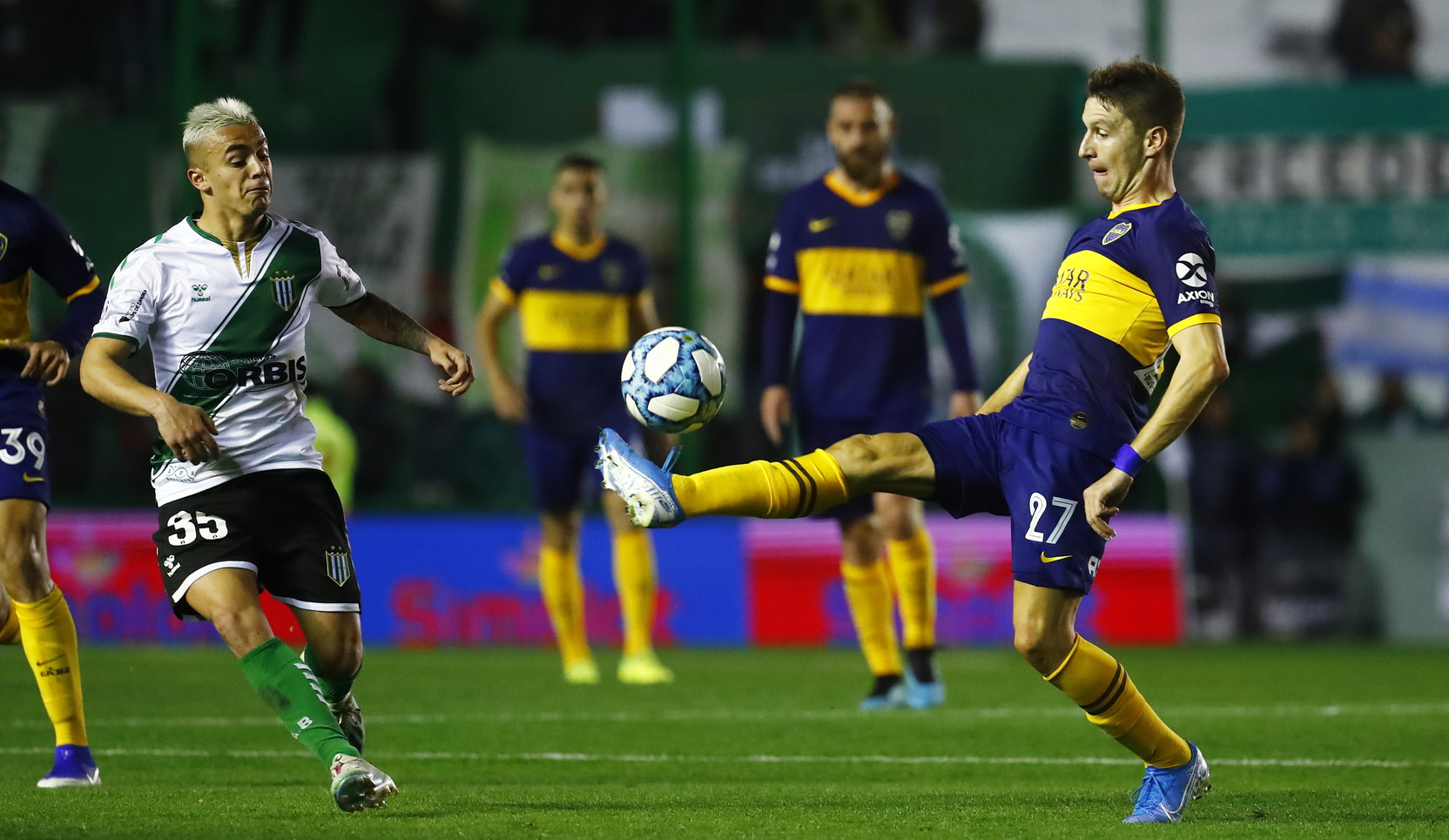 Agustin URZI (Banfield, 4 maggio): gioca nella stessa squadra che ha rivelato tanti anni fa Javier Zanetti, ha passaporto italiano e fa l'attaccante esterno, destro o sinistro.
