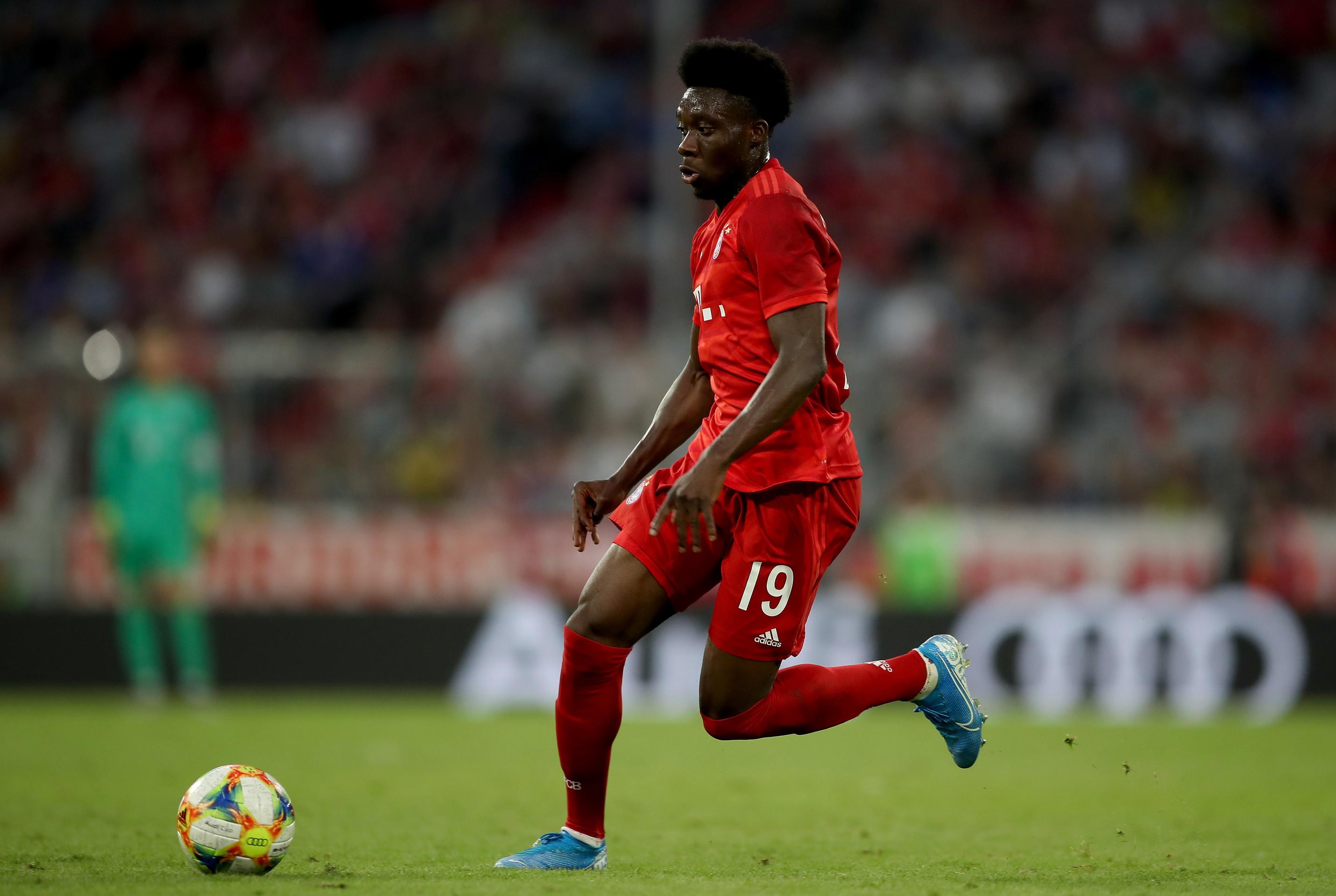 Alphonso DAVIES(Bayern Monaco, 2 novembre): nazionale canadese con passaporto liberiano nato in Ghana, attaccante esterno già a segno in Bundesliga.