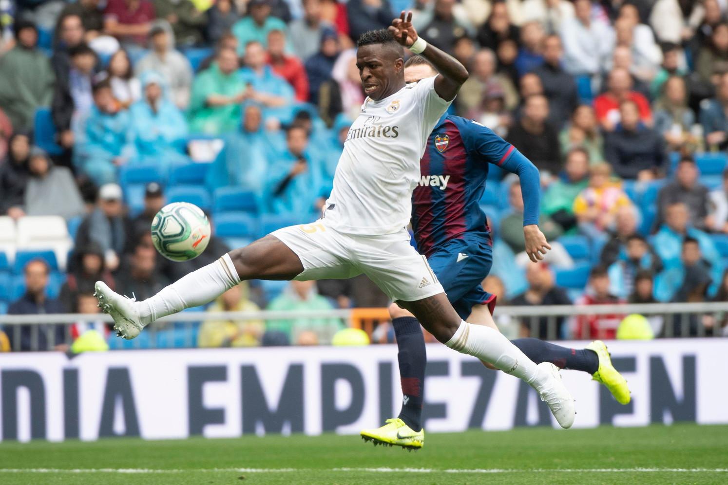 VINICIUS Junior (Real Madrid, 12 luglio): attaccante brasiliano, strano rapporto con il club madrileno, ma talento straordinario, già convocato per la Seleçao.