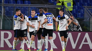 Serie A, Roma-Atalanta 0-2: le foto del match