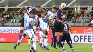 Fiorentina-Atalanta: le foto del match