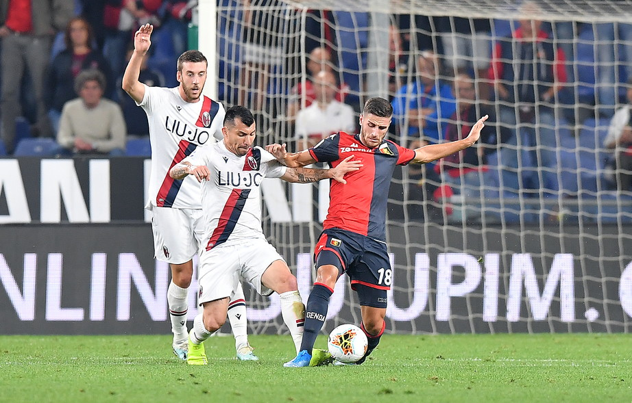 Serie A Genoa Bologna 0 0 Sansone Tradisce I Felsinei News Sportmediaset