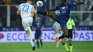 Serie A: il Lecce espugna Ferrara, Spal battuta 3-1