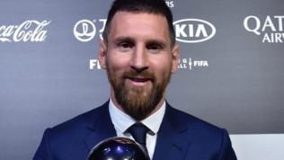 """FIFA the best, accuse di brogli: """"Non abbiamo votato per Messi"""""""