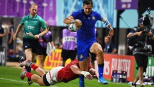 Mondiali di rugby: l'Italia fa quello che deve e batte il Canada 48-7